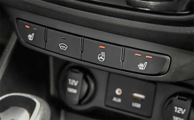 Опции в авто
