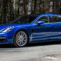 Новый Porsche
