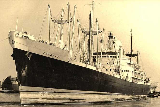 SS. «Cotopaxi»
