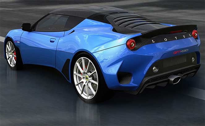 Lotus создал самую скоростную машину в своей истории