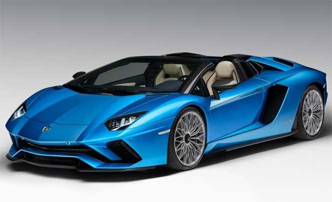 Безбашенный шедевр от Lamborghini
