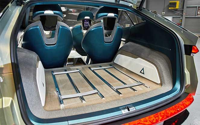 Багажник автомобиля