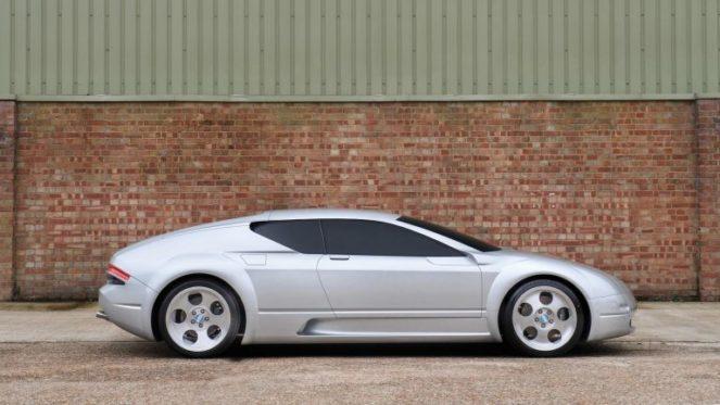 Прототип суперкара на Sotheby's продали за 23 тысячи евро