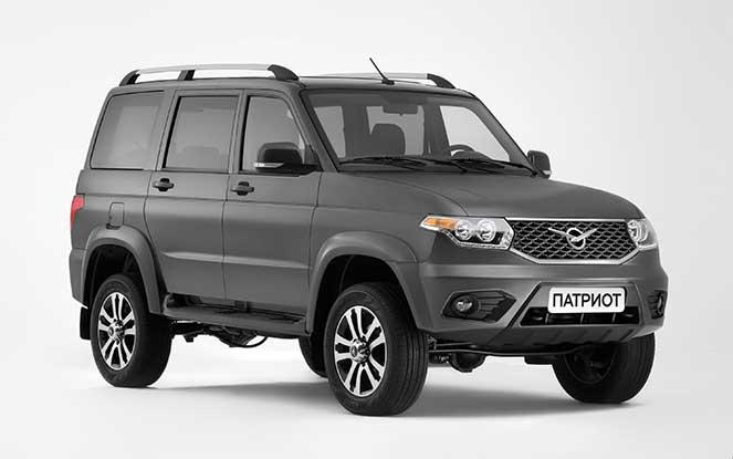 УАЗ опрашивает водителей относительно улучшений модели «Патриот»