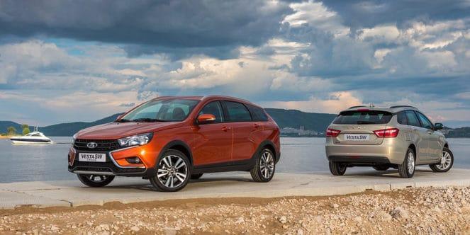 «АвтоВАЗ» запускает серию новых автомобилей