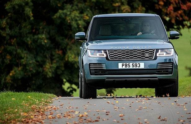 Новый старый добрый Land Rover