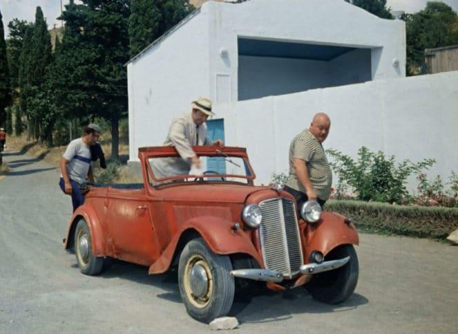 Автомобиль Балбеса: история легенды