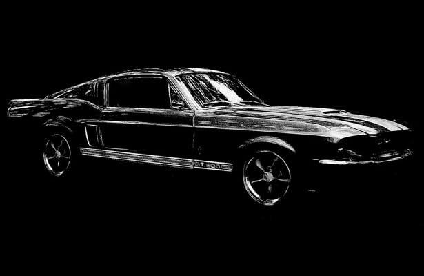 Супертюнинг автомобиля 1967 года