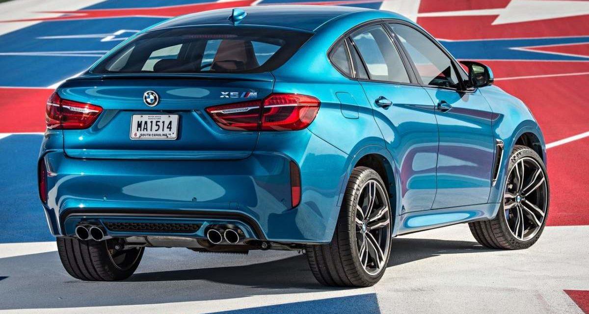 Обновленные BMW Х5 и Х6 появятся в автосалонах уже в декабре