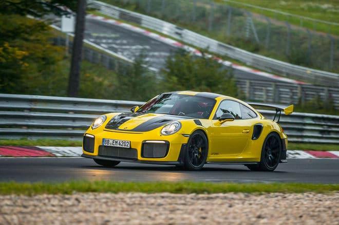 Компания Porsche ставит новые рекорды