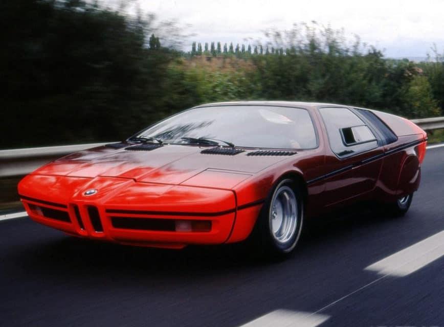 BMW Turbo Е25 – предок и вдохновитель серии М