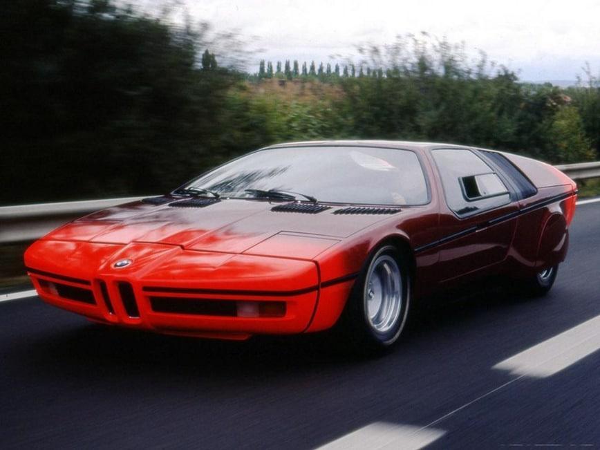 BMW Turbo Е25