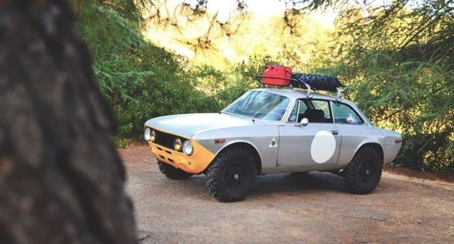 Alfa Romeo превратили в «off-road»