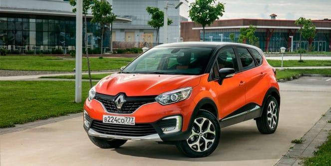 Внедорожник Renault