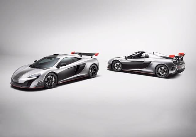 Эксклюзивный автомобиль McLaren