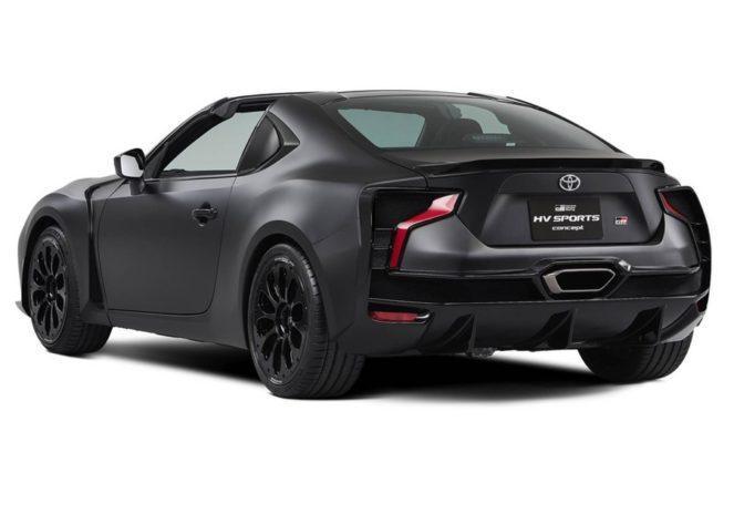 Новый спорткар от Toyota