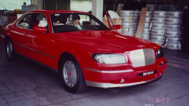 Уникальный коллекционный автомобиль