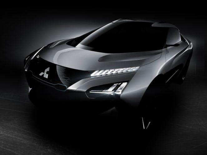 e-Evolution от Mitsubishi: