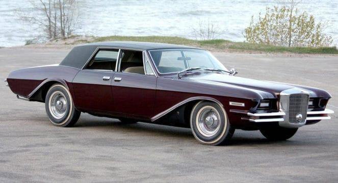 Единственное в своем роде авто родом из 60-х ищет владельца