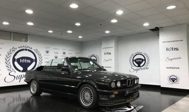 Редкий кабриолет BMW оценили в 1,5 миллиона