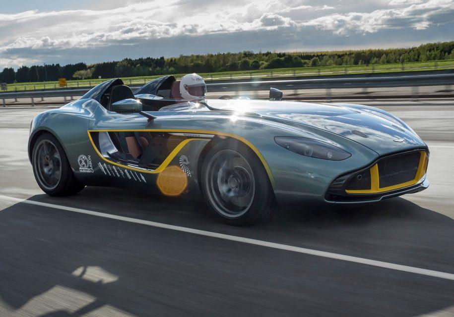 Эксклюзивные автомобили Aston Martin заказали на 2 года вперед