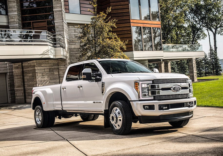 "Ford выпускает новые ""жирные"" грузовики"