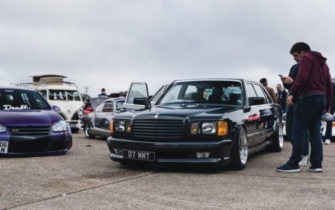 Уникальная модель Mercedes-Benz 1000 SEL