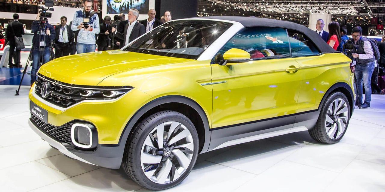 Volkswagen выпустит мини-кроссовер