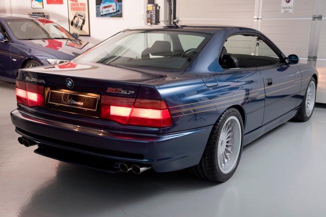 Отличный BMW 612
