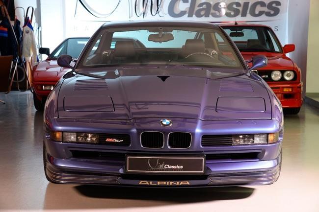 BMW из 90-х оценили в полмиллиона