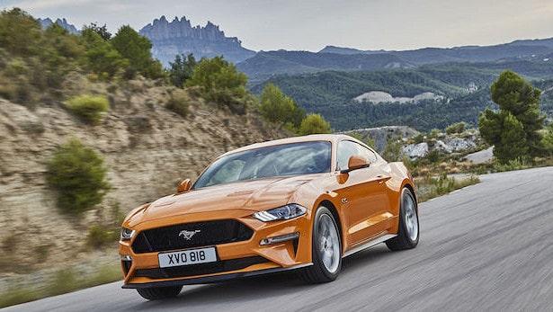 Аэродинамику Mustang улучшили… скотчем