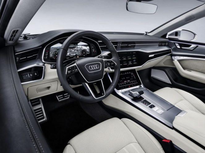 Теперь об Audi A7 Sportback 2019 известно всё