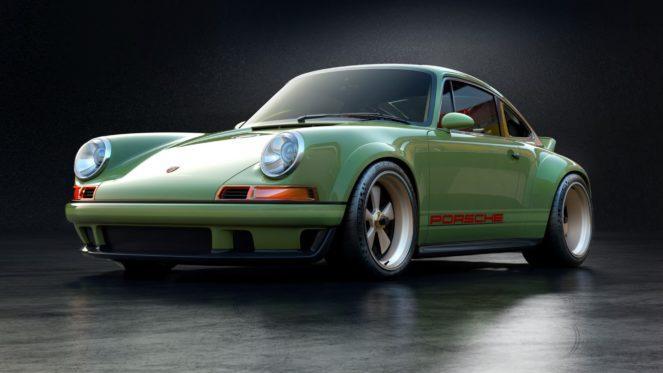 Классическому Porsche добавят суперсилу на миллион