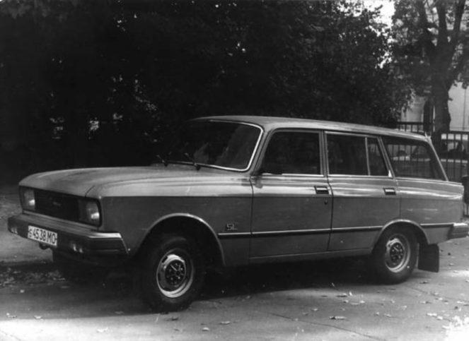 Советский универсал, который мог стать серийным люксмобилем