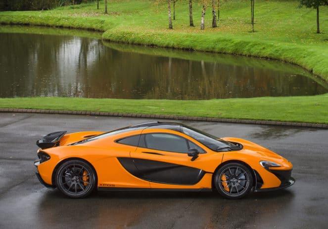 Невероятно редкий McLaren ищет нового хозяина