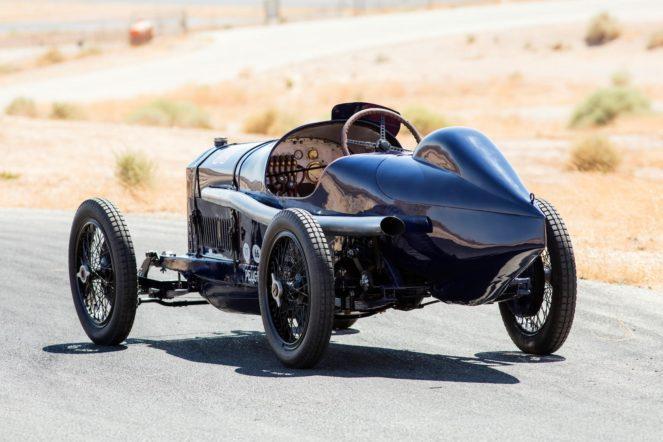 Раритетный автомобиль Peugeot L45 Grand Prix