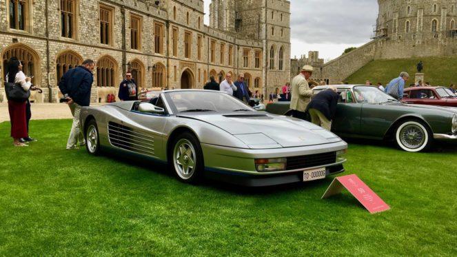Этот Ferrari был выпущен в одном экземпляре