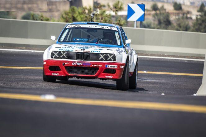 Арабы сделали суперлегкий и быстрый BMW 3