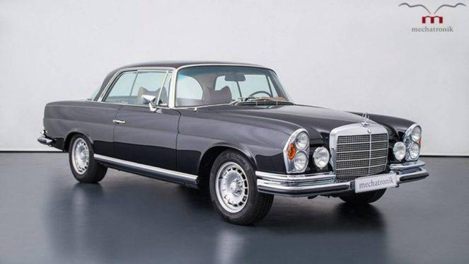 Авто из 60-х оценили в полмиллиона долларов