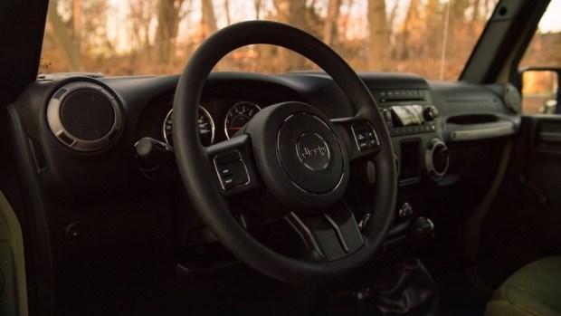 Тюнинг Jeep Wrangler