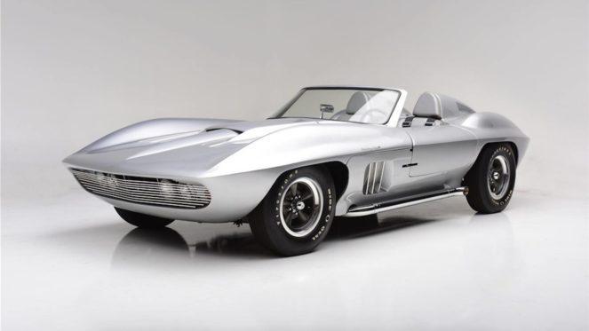 Редчайший Chevrolet Corvette из 50-х выставлен на торги