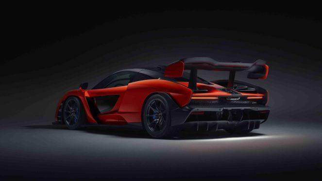 McLaren выпустил новый суперкар