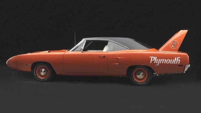 Легендарный Plymouth Superbird