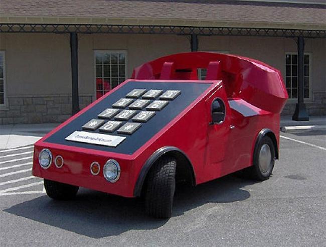 ТОП-15 самых необычных авто