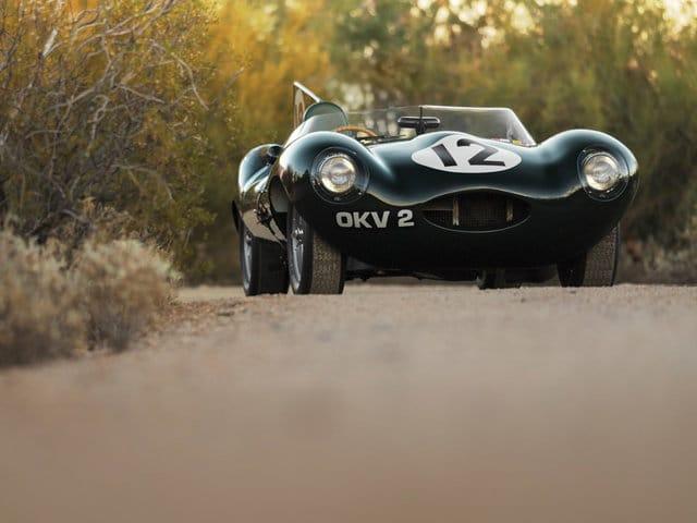 Легендарный Jaguar продадут за 15 миллионов долларов
