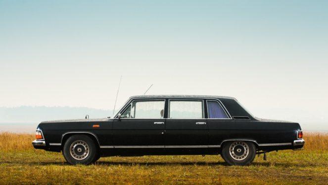 Кабмин Украины выставил автомобили на аукцион