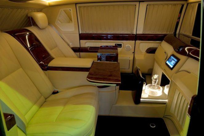 ZIL-limousine