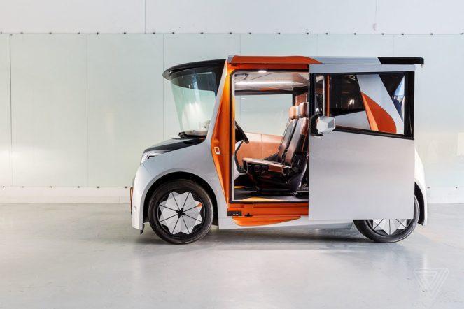 Скандальный экс-дизайнер BMW показал свое новое творение