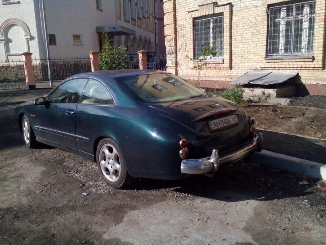 тюнинг ГАЗ М20 профиль