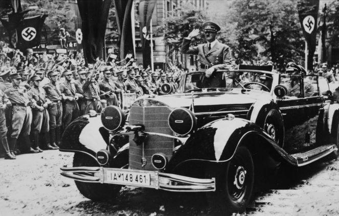Что будет с кабриолетом Гитлера